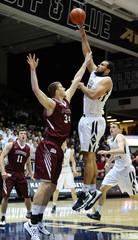 NCAA Basketball: Lafayette at George Washington