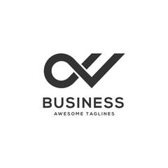 letter dv d v black and white luxury alphabet company letter logo design vector icon template, letter dv luxury black and white logo