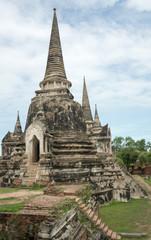 Round trip thailand july 2017 - Ayutthaya - Wat Phra Sri Sanpet