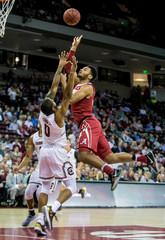 NCAA Basketball: Alabama at South Carolina