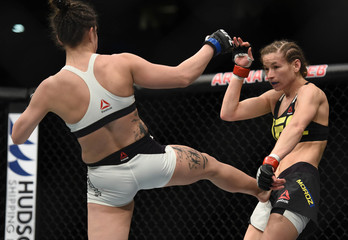MMA: UFC Fight Night-Moroz vs Stanciu