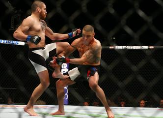 MMA: UFC 196-Sanchez vs Miller