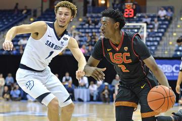 NCAA Basketball: Southern California at San Diego