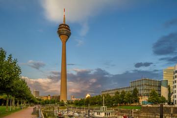 Television tower Düsseldorf