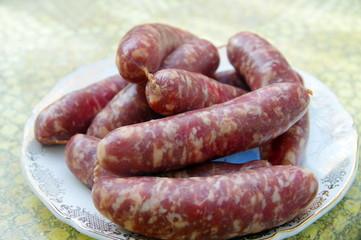 saucisses de Savoie
