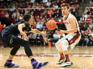 NCAA Basketball: Washington at Stanford