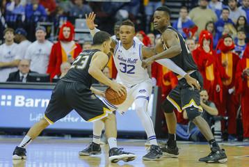 NCAA Basketball: Wichita State at Seton Hall