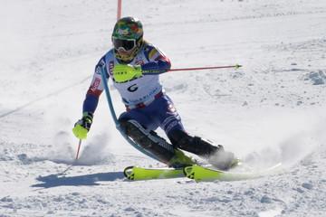 Alpine Skiing: U.S. Alpine Championships - Men's Slalom