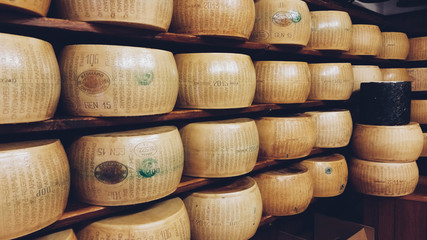Parmasean Cheese