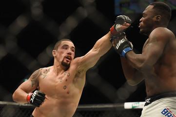 MMA: UFC Fight Night-Whittaker vs Brunson