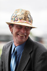 Horse Racing: Kentucky Derby-Thurby at Churchill Downs