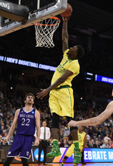 NCAA Basketball: NCAA Tournament-First Round-Oregon vs Holy Cross
