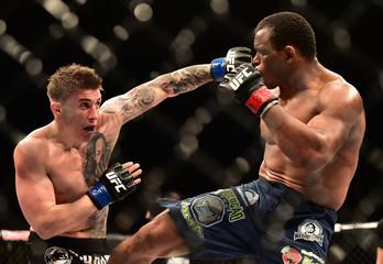 MMA: UFC Fight Night-Trinaldo vs Parke