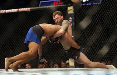 MMA: UFC Fight Night-Chiesa vs Lee