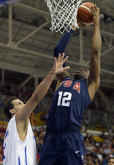 Pan Am Games: Basketball-United States vs Dominican Republic