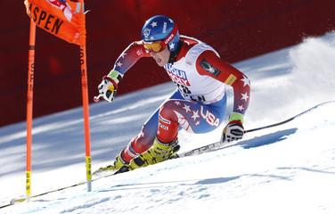 Alpine Skiing: 2017 Audi FIS World Cup Finals - Men's Downhill
