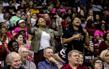 NCAA Womens Basketball: NCAA Tournament-First Round-South Carolina vs Jacksonville