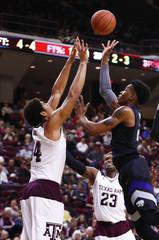 NCAA Basketball: Kansas State at Texas A&M