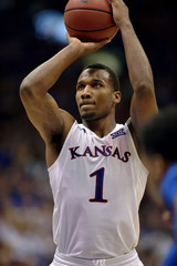 NCAA Basketball: Kentucky at Kansas