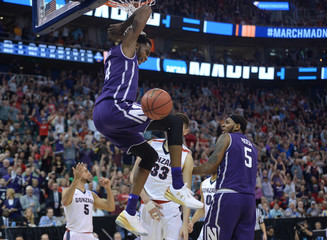 NCAA Basketball: NCAA Tournament-Second Round-Gonzaga vs Northwestern
