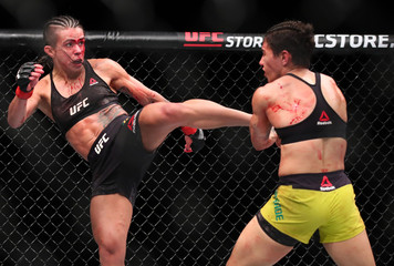 MMA: UFC Fight Night-Gadelha vs Andrade