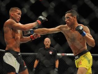 MMA: UFC Fight Night-Pettis vs Oliveria