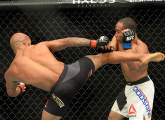 MMA: UFC 191-Johnson vs Dodson 2