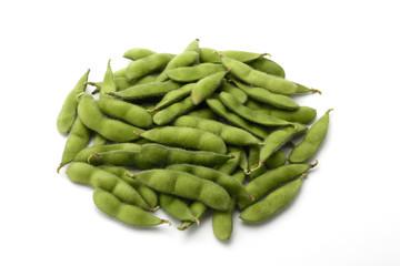 枝豆,  緑の大豆
