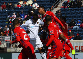 MLS: Real Salt Lake at Chicago Fire