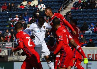 MLS: Real Salt Lake at Chicago Fire