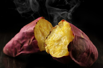 やきいも Japanese sweet potatoes