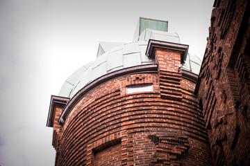 Turm in der Böttcherstraße in Bremen