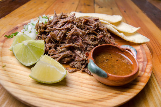 pulled lamb mexican barbacoa