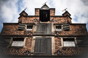 Historisches Speicherhaus in Bremen