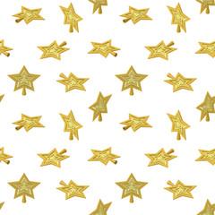 Christmas Star tree topper pattern