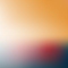 Summer Sky blurred background