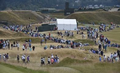 PGA: U.S. Open-First Round