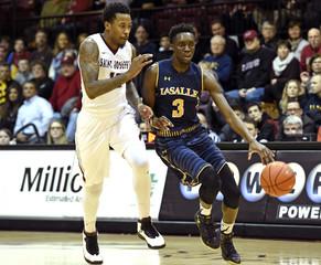 NCAA Basketball: La Salle at St. Joseph