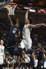 NCAA Basketball: West Coast Conference Tournament-BYU vs Loyola Marymount