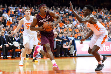 NCAA Basketball: Virginia Tech at Syracuse