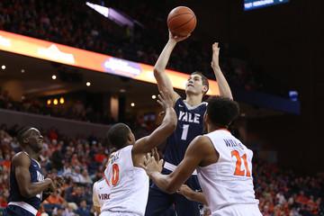 NCAA Basketball: Yale at Virginia
