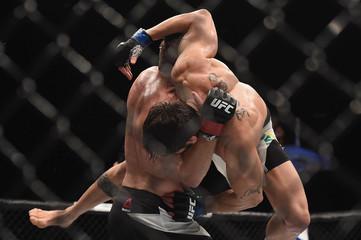 MMA: UFC Fight Night-Kelly vs Junior
