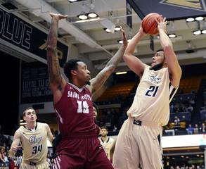 NCAA Basketball: St. Joseph at George Washington