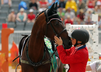 Pan Am Games: Equestrian