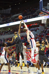 NCAA Basketball: Missouri at Mississippi