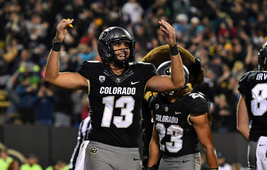 NCAA Football: Washington State at Colorado