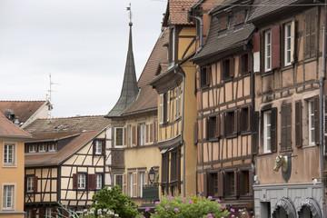 Colmar, Alsazia, Francia