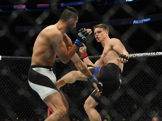 MMA: UFC Fight Night-Wade vs Baghdad