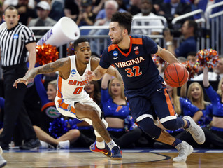 NCAA Basketball: NCAA Tournament-Second Round-Florida vs Virginia
