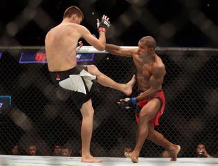 MMA: UFC Fight Night-Means vs Garcia